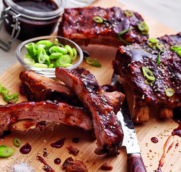 Mini Sweet _ Spicy Asian Ribs